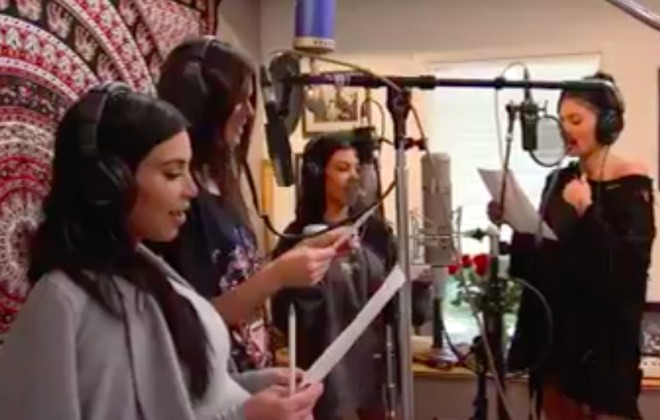 Kardashians Unleash Horrendous Music Video On Unsuspecting Planet