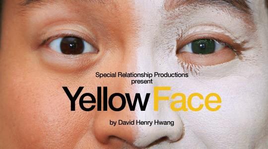 David Henry Hwang's Yellow Face at the National Theatre