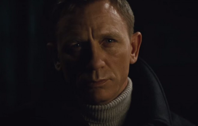Trailer - Spectre (That's the new Bond btw)