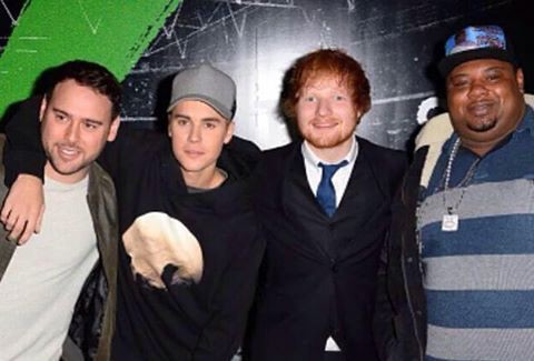 Justin Bieber And Big Narstie Are Mates