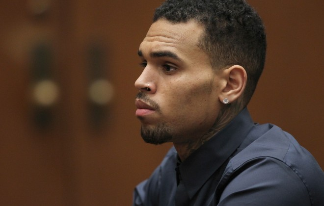 Chris Brown: Banned In Canada