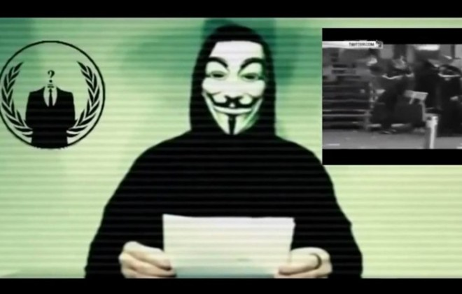 Anonymous Shuts Down 900 ISIS Related Twitter Accounts