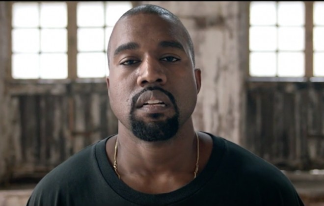 Watch Kanye West's Full Video For All Day/I Feel Like That!