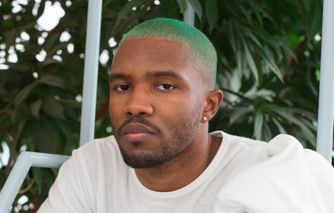 Here Are Some of Frank Ocean's Favourite Tunes!