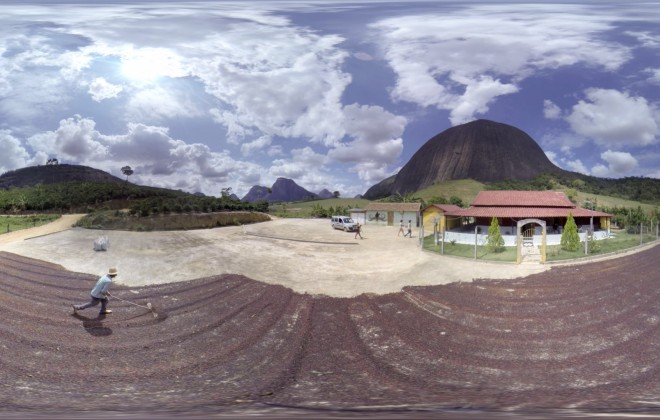 Go On A 360° Tour Of A Coffee Farm With This New App
