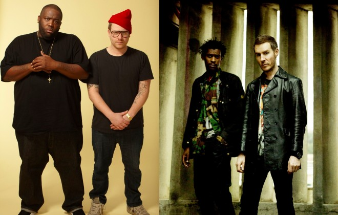 Are Run The Jewels & Massive Attack About To Drop The Most Fire Album Of 2015?