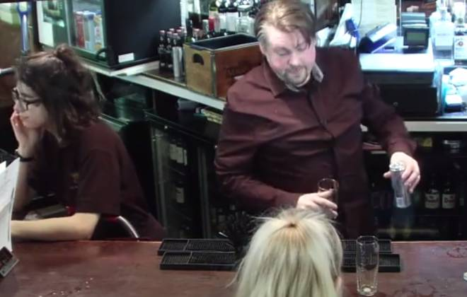 The World's Worst Barman