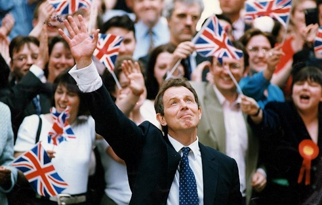 20 Years After New Labour's Landslide: 8 Problems That Were Probably Tony Blair's Fault