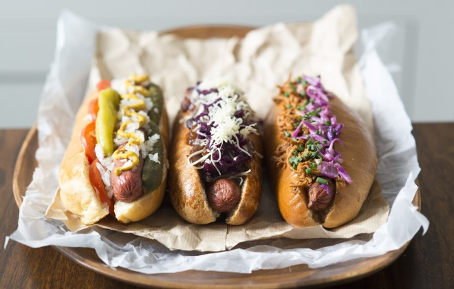 Keep It Simple With A Timeless Hot Dog From Top Dog