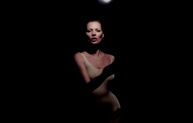 Kate Moss Stars In Massive Attack's Ritual Spirit Video