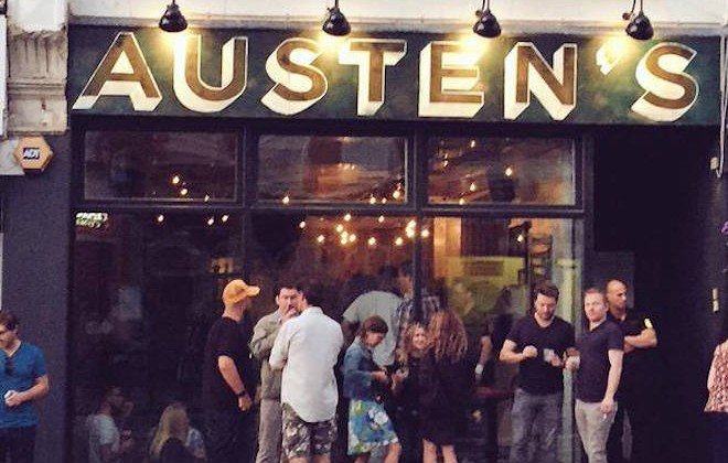 FOOD REVIEW - Austen's Smokehouse