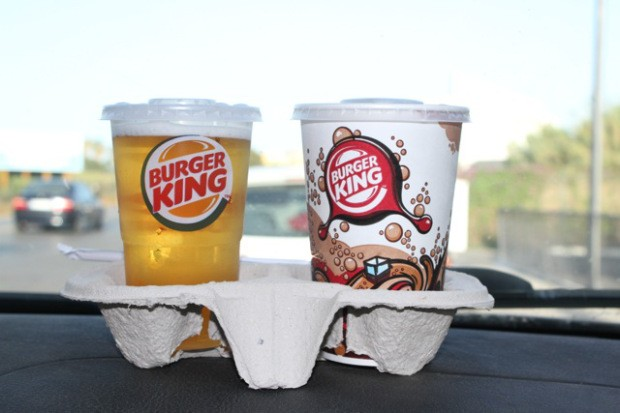 Burger King Is Starting To Serve Beer In The UK