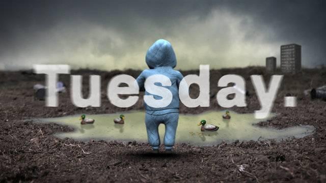 Sam Southward's Tuesday