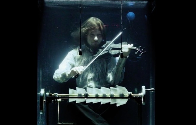 AquaSonic, An Underwater Band