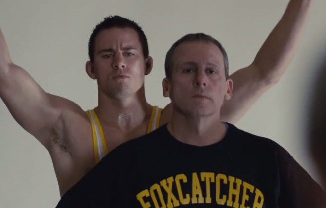 Trailer - Foxcatcher