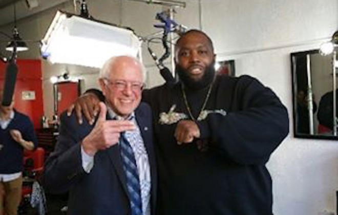 "Killer Mike Says: ""Vote Bernie Sanders"""