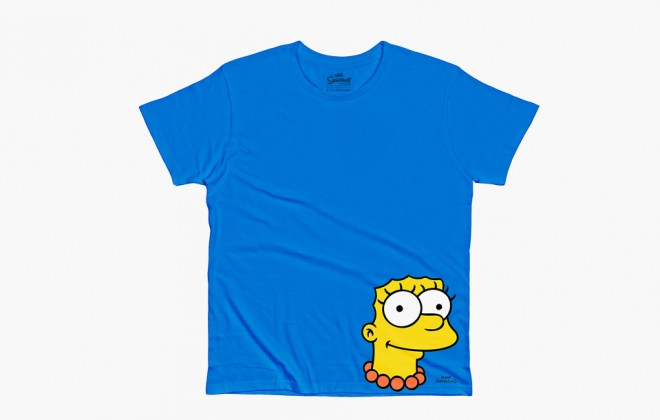 ELEVENPARIS x The Simpsons x colette Capsule Collection