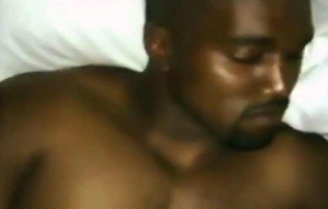 Kanye West's Video For Famous Is Now On Pornhub!