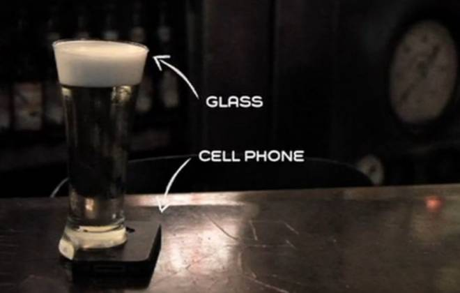 This Glass Can Stop You Checking Your Smartphone