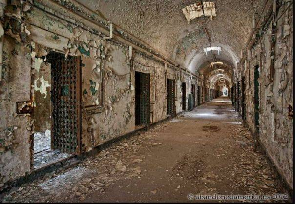 Abandoned Prisons In America