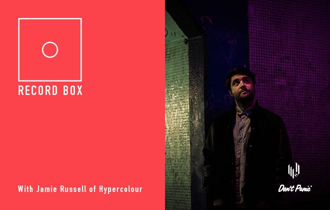 Record Box 7 with Jamie Russell of Hypercolour