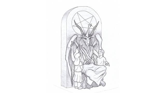 Satanists Propose New Statue for Oklahoma Capitol