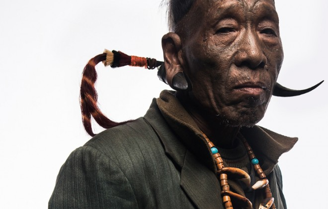 Portraits Of The Last Living Head Hunters