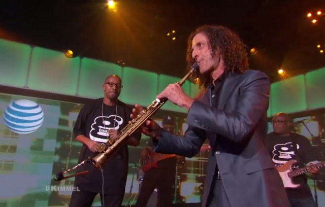 Warren G & Kenny G Meet in Ultimate Battle of The Gs