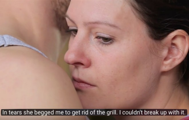How A Grill Changed My Life: A Film Based On An Amazon Review