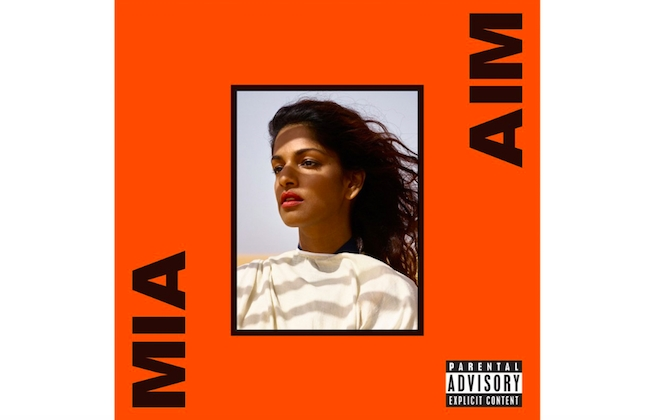Stream M.I.A.'s Brand New And Final Album AIM Here!