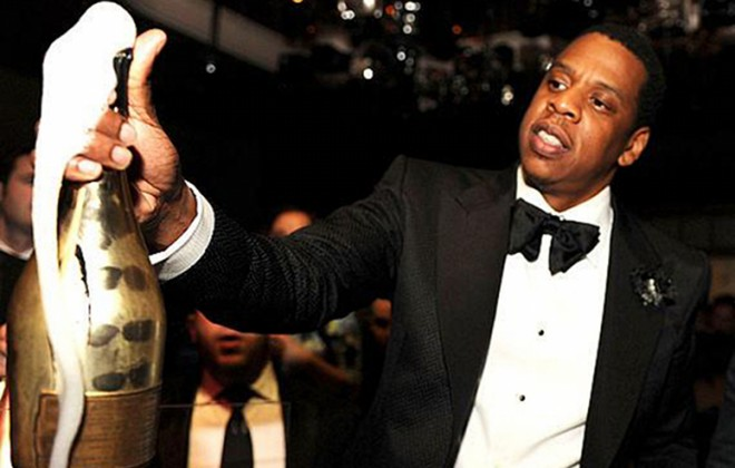 Jay-Z Balls So Hard He Buys Ace of Spades Champagne Brand