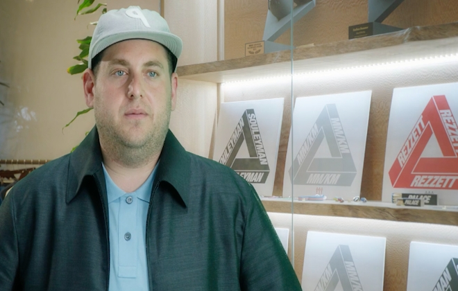 Jonah Hill Stars in New Palace x Reebok Advert