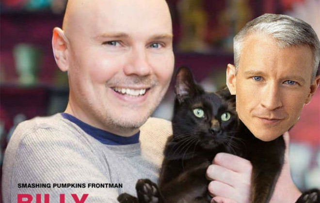 Billy Corgan's Beef with Anderson Cooper