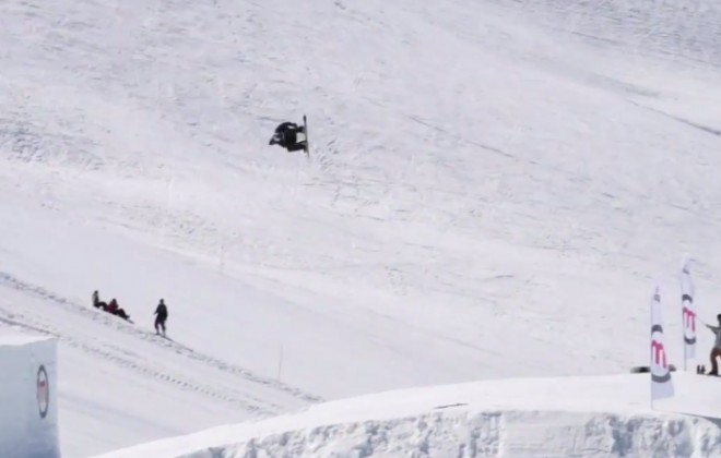 The Snowboard Trick To Rule Them All