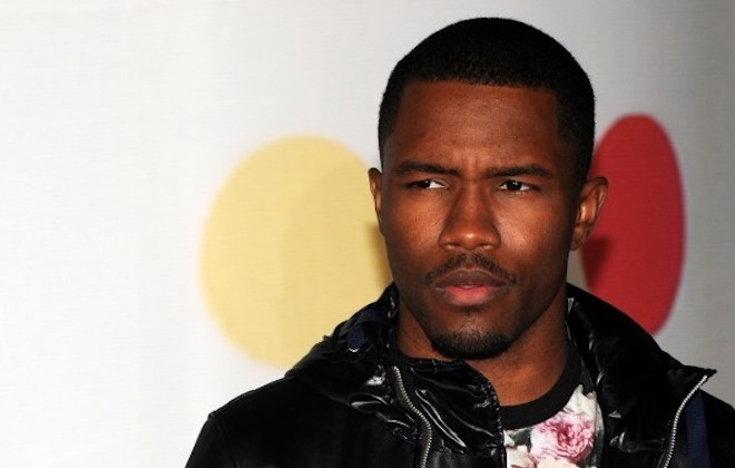Frank Ocean Slams Donald Trump In Blog Post