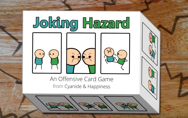 Cyanide & Happiness: The Card Game