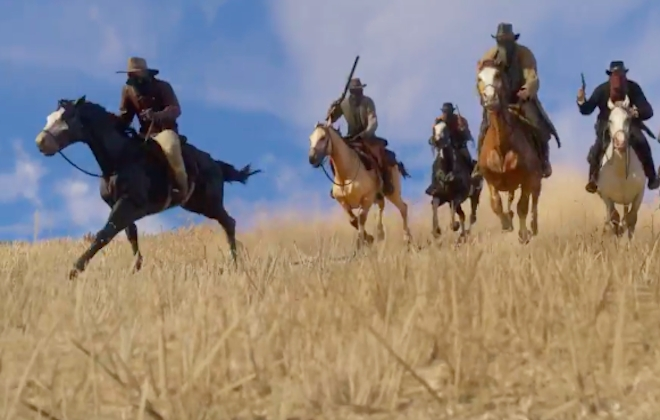 Red Dead Redemption 2 Trailer Released!