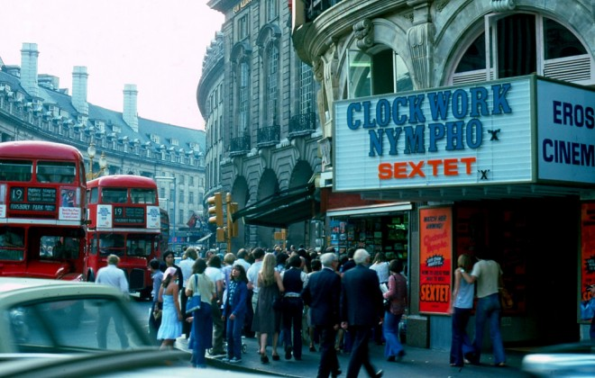 Photos Of London During The Heatwave Of 1976