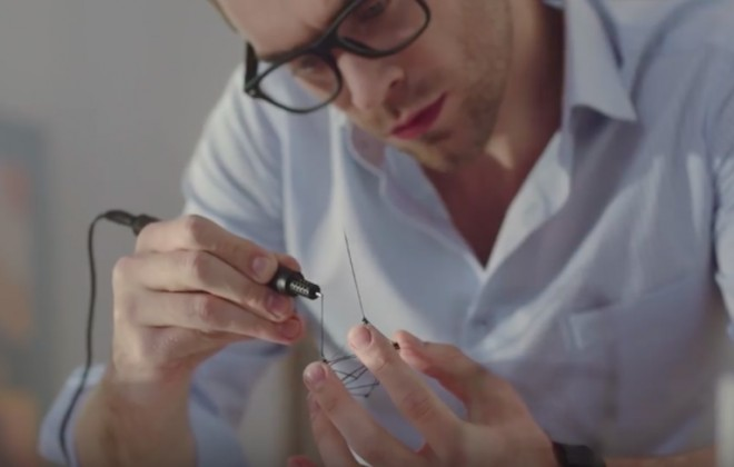 The Pen That's A 3D Printer