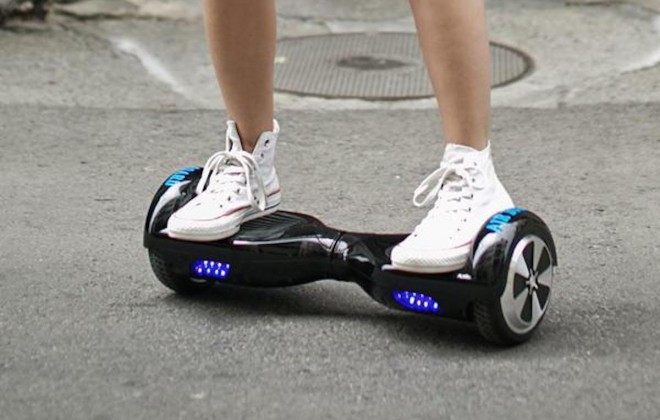 Those Hoverboard Things Are Illegal Now