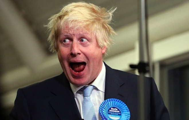 12 of Boris Johnson's Most Infamous Insults