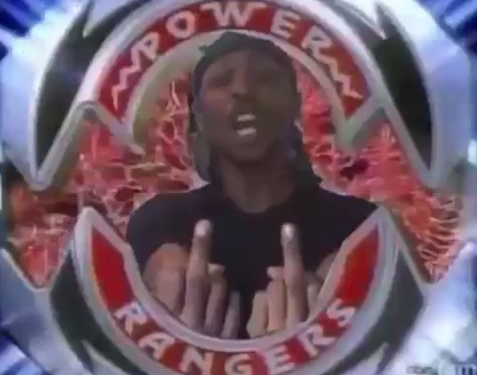 JME's Power Rangers Vine