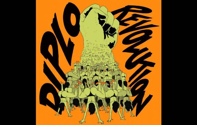 "Diplo - ""Revolution"" ft. Faustix & Imanos and Kai"