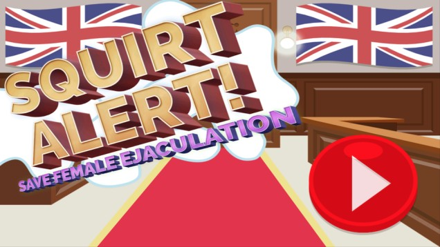 Protest UK Porn Laws with new App Squirt Alert