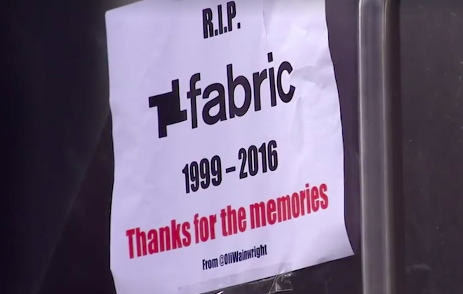 New Documentary Fabricated Explores The Suspicious Circumstances of Fabric's Closure