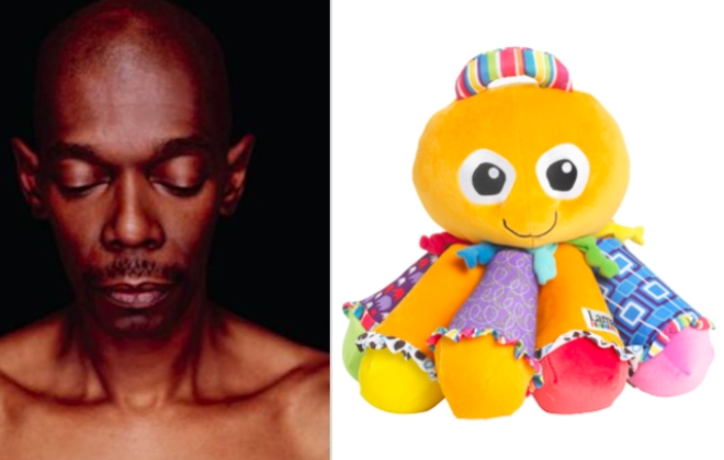 Faithless' Insomnia Performed With A Toy Octopus