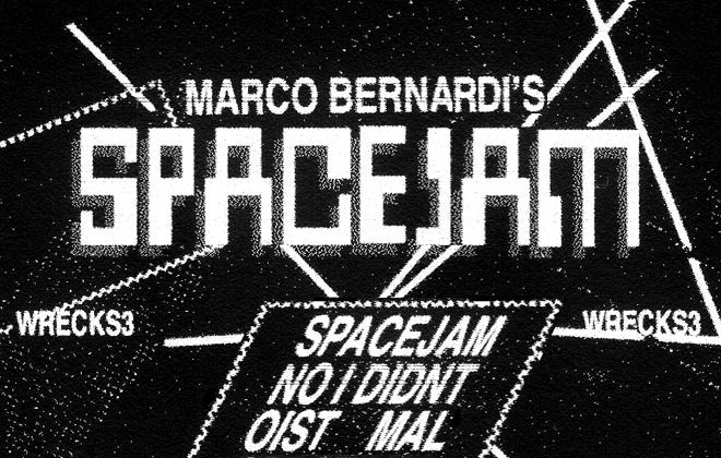 Klasse Recordings return with its third WRECKS release from Marco Bernardi 'Spacejam