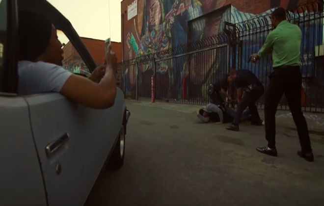 Rapper ScHoolBoy Q's New Music Video Filmed From The Perspective Of A Car