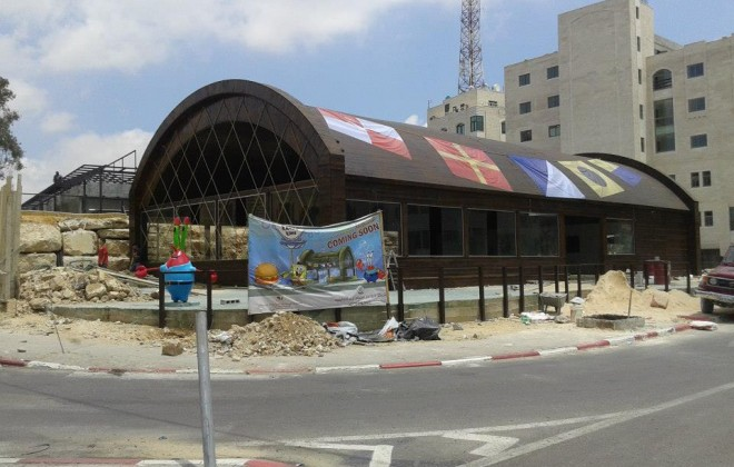 Real Life Version Of Spongebob's Krusty Krab To Open In Palestine