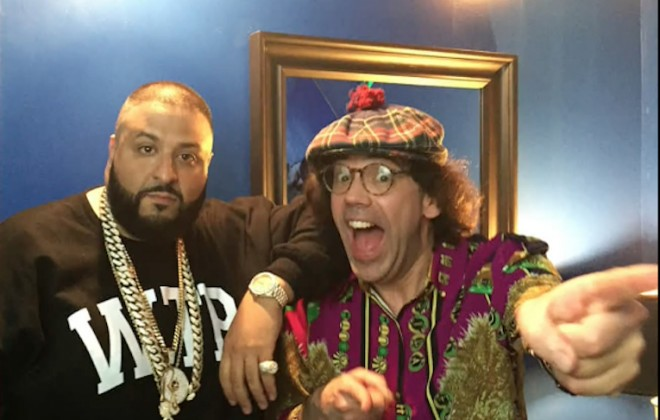 Prepare To Cringe Hard: Nardwuar Meets DJ Khaled